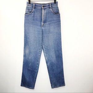 Vintage Levi's Orange Tab Mom Jeans High Rise 30